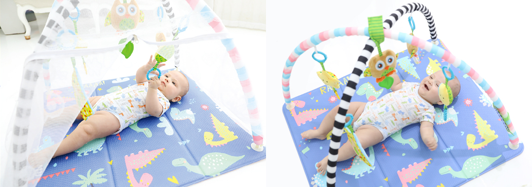 babycare baby gym mat